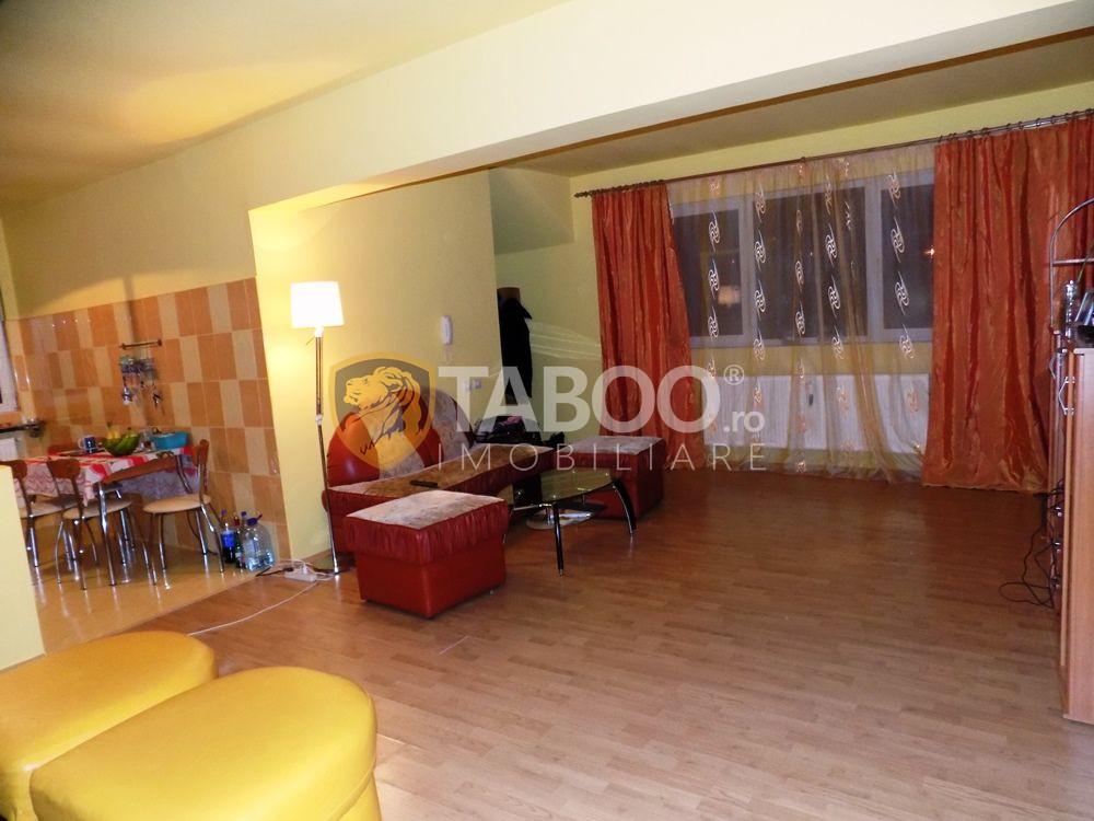 Apartament modern la vila cu 5 camere si 2 bai in Sibiu zona Strand 4