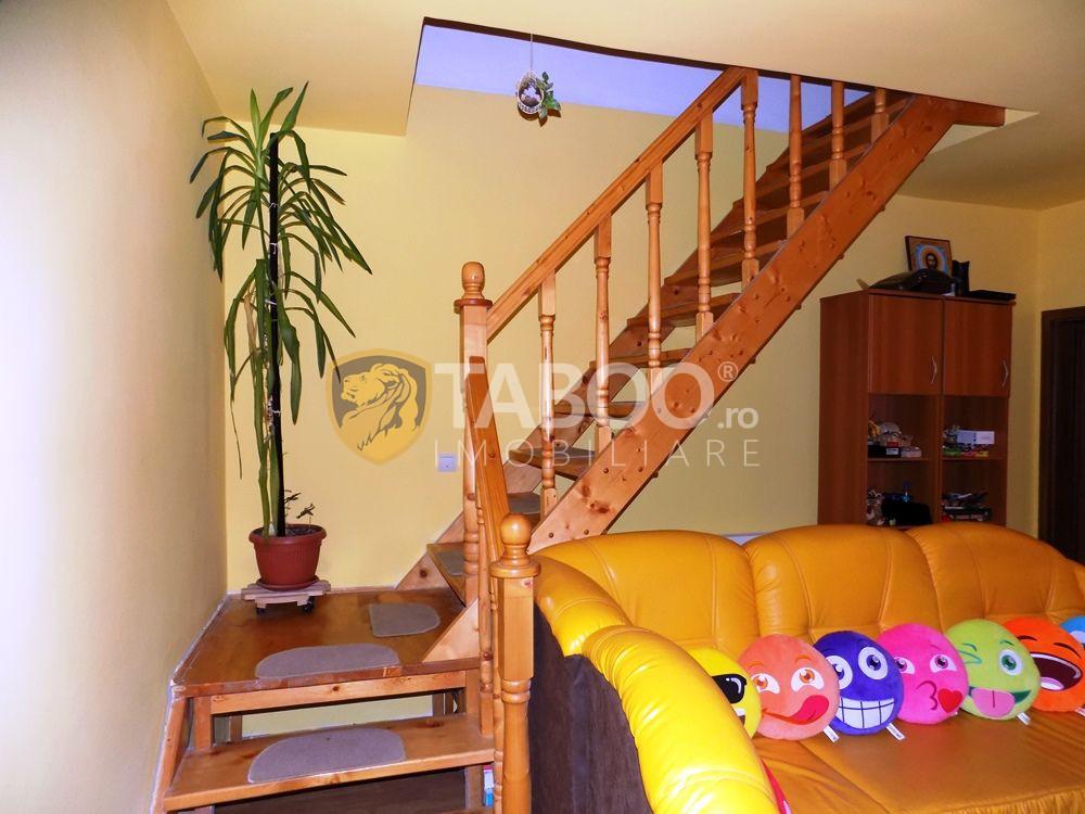 Apartament modern la vila cu 5 camere si 2 bai in Sibiu zona Strand 5