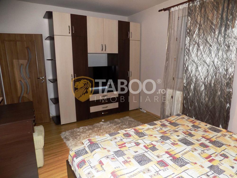 Apartament modern la vila cu 5 camere si 2 bai in Sibiu zona Strand 9
