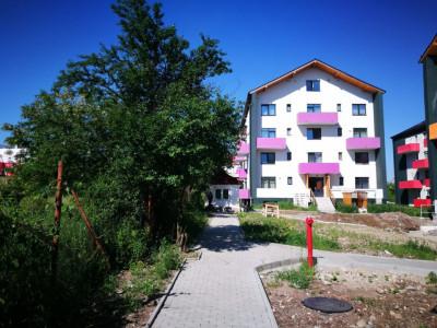 Apartament 51 mp 2 camere decomandate 2 balcoane Sibiu zona Turnisor