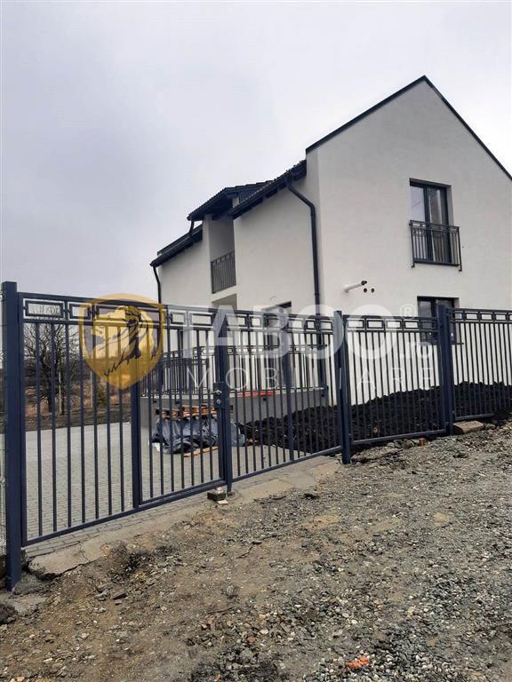 Casa individuala cu 4 camere 144 mp de vanzare in Sibiu 0% comision 1