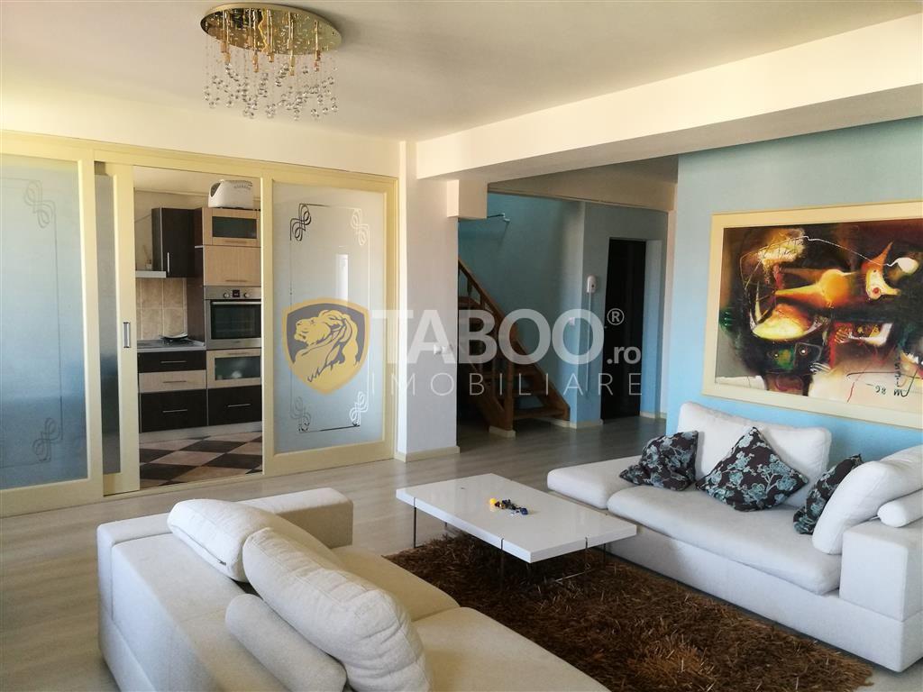 Apartament de vanzare cu 4 camere in Sibiu zona Garii 1