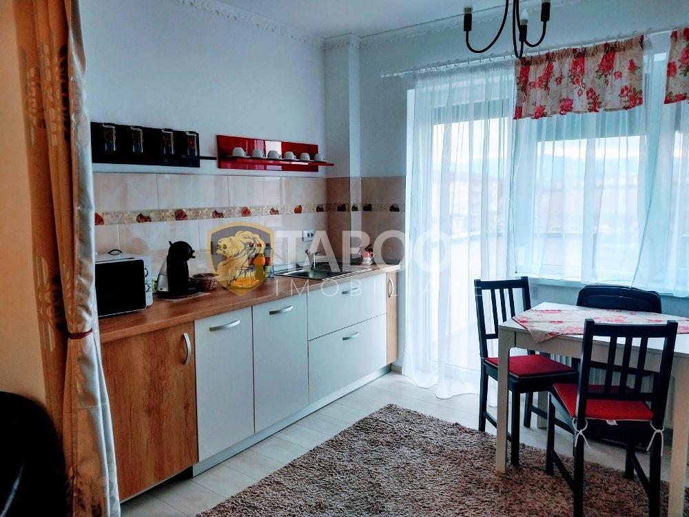 Apartament cu 2 camere de vanzare in Sibiu zona Calea Surii Mici 1