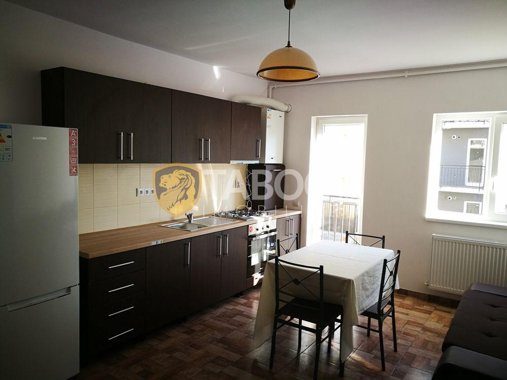 Apartament cu 3 camere de vanzare etajul 1 pe Calea Cisnadiei Sibiu 1
