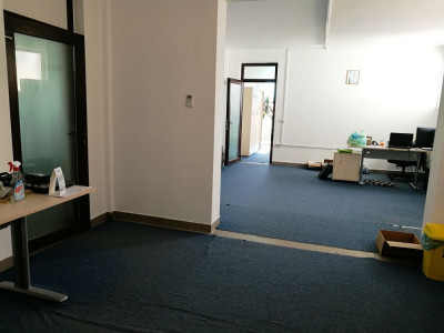 Spatiu pentru birouri 120 mp in cladire de birouri in zona Terezian