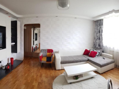 Apartament modern cu 2 camere si balcon de vanzare la Cedonia