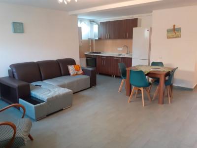 Apartament 2 camere terasa la parter de inchiriat zona Strand Sibiu