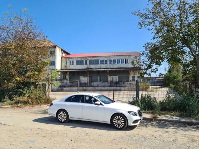 Birouri si spatiu industrial cu cale ferata de vanzare in Alba Iulia