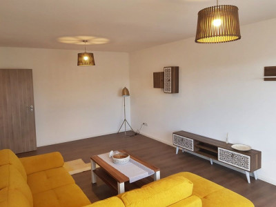Apartament cu 2 camere de inchiriat zona rezidentiala in Sebes