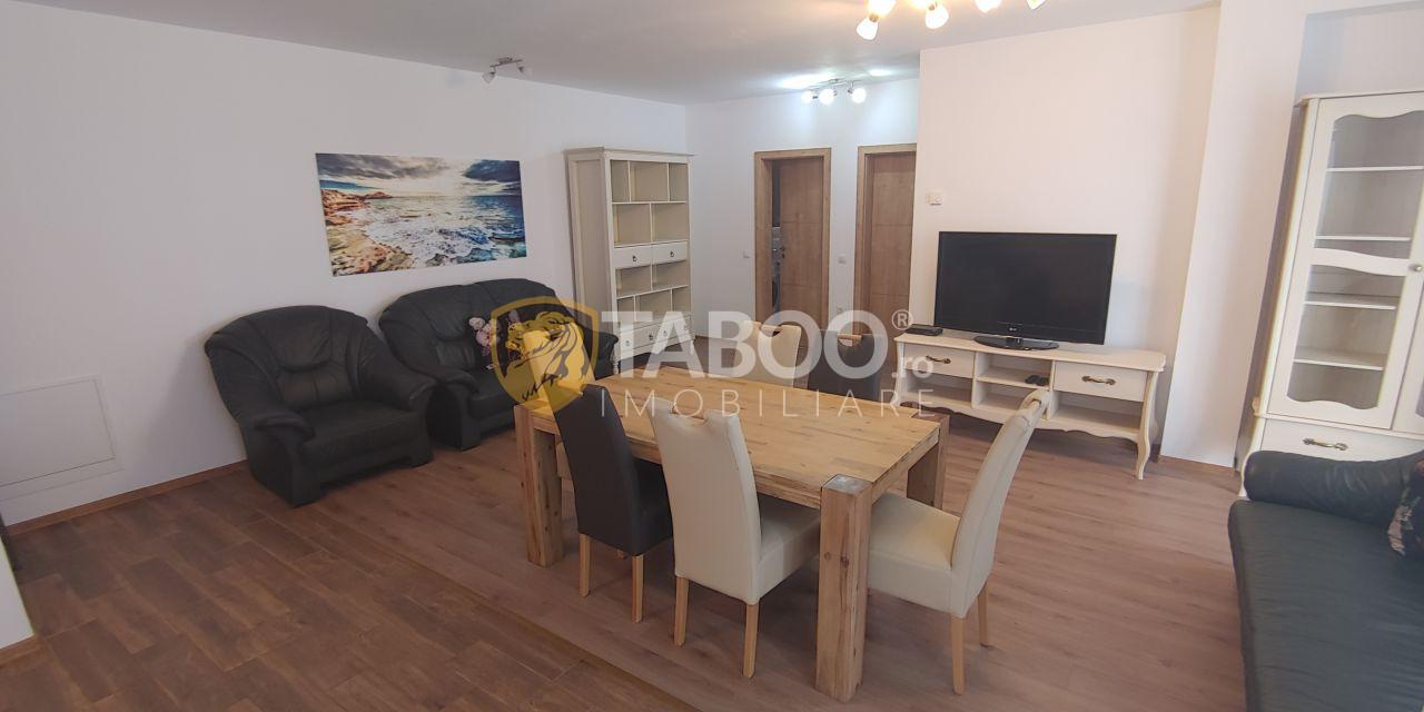 Apartament de lux cu 3 camere de inchiriat in Sibiu zona Piata Cluj 1