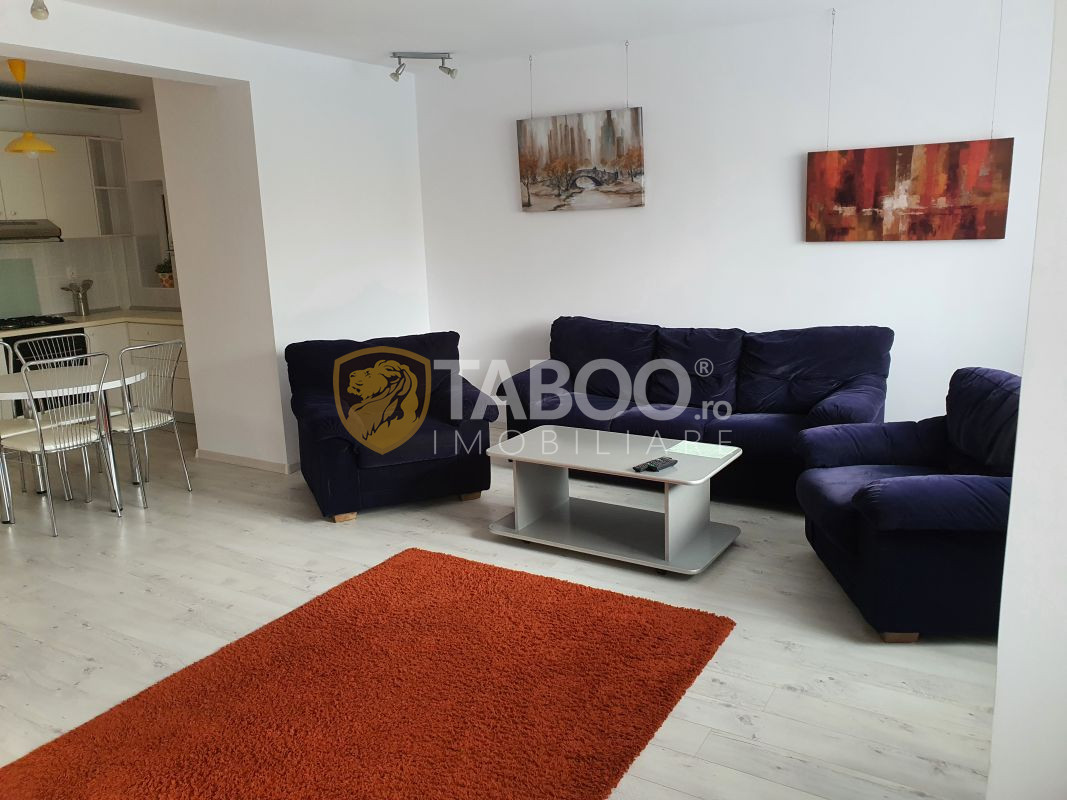 Apartament spatios 2 camere decomandate Calea Poplacii Sibiu 2