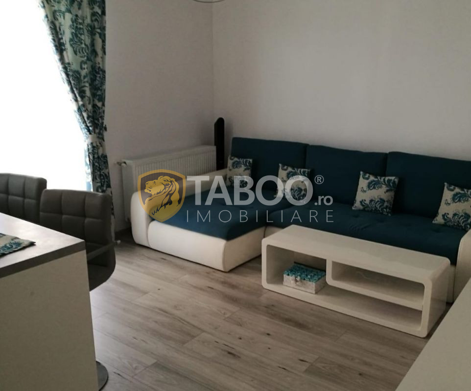 Apartament modern 3 camere etaj intermediar zona Magnolia in Sibiu 1