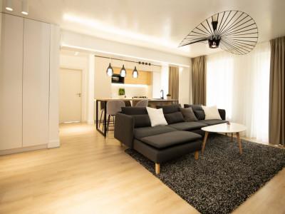 Apartament 3 camere ultra modern cu piscina comuna incalzita in Sibiu