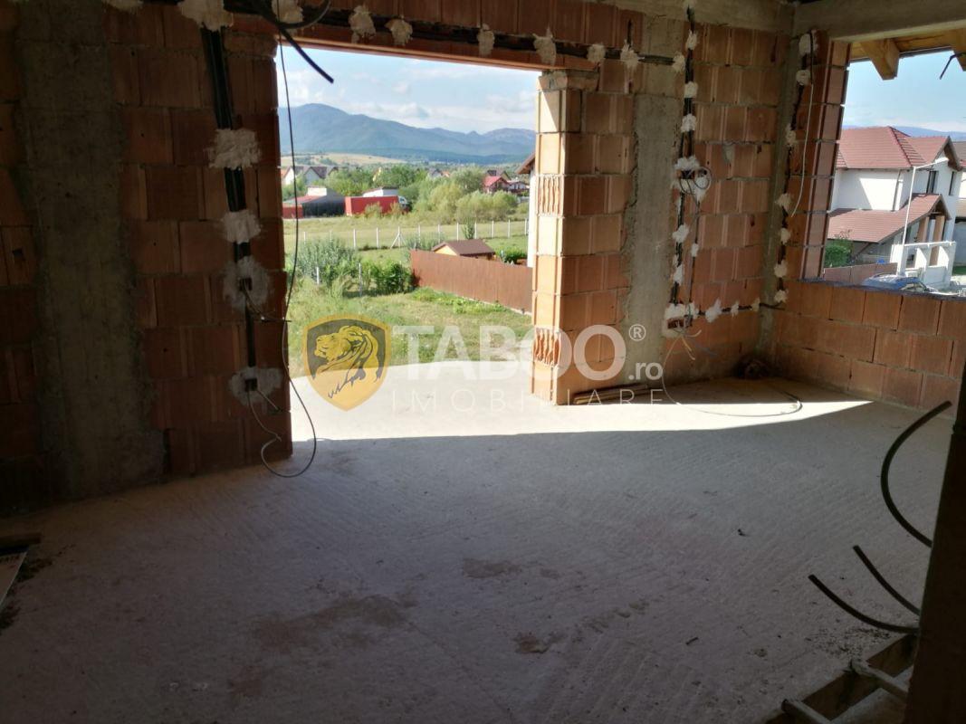 Casa individuala in Sibiu cartierul Arhitectilor 1200 mp teren 1