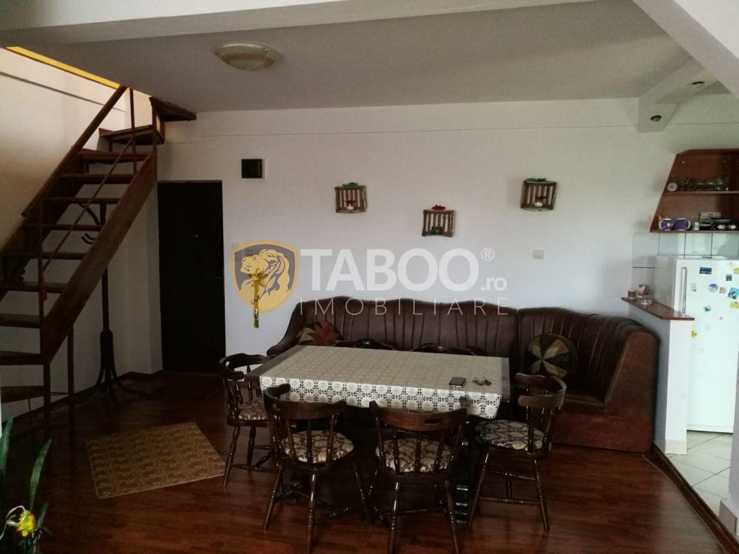 Apartament 3 camere decomandate in Sibiu zona Vasile Aaron 1