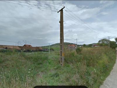 Teren intravila 7700 mp de vanzare zona Gusterita Sibiu