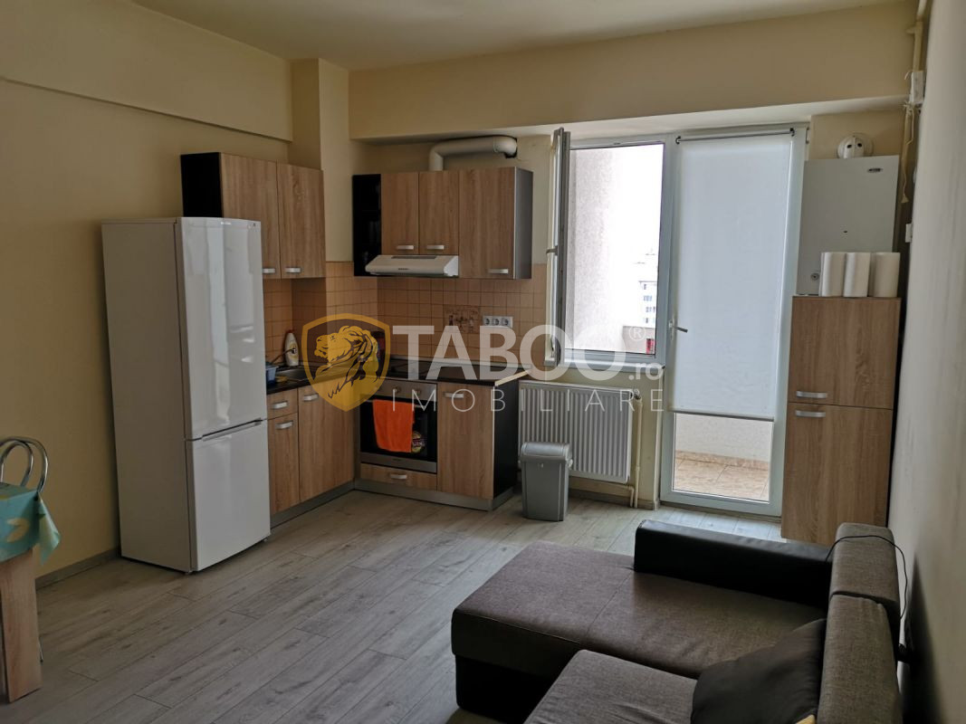 Apartament 2 camere decomandate 41 mp utili Sibiu zona Mihai Viteazu 1