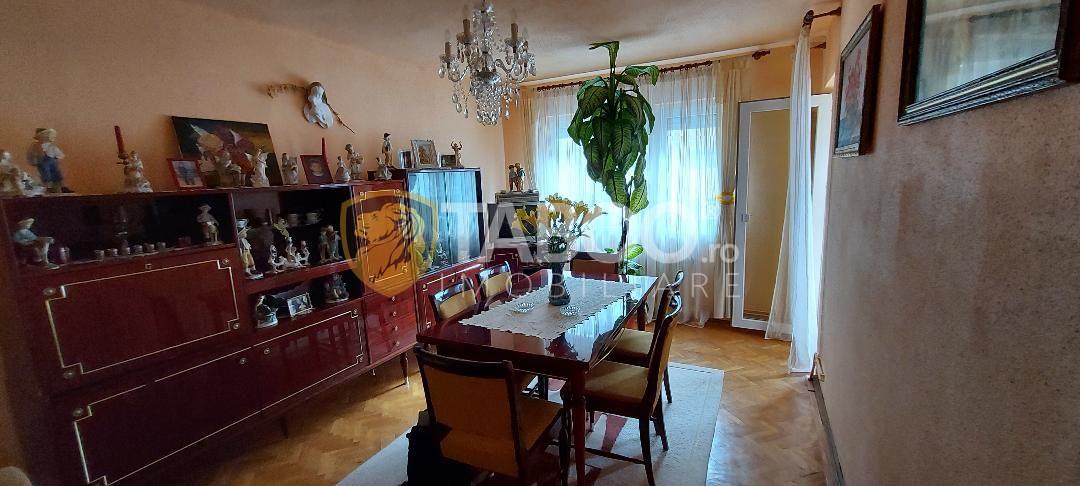 Apartament 3 camere 64 mp utili si pivnita zona Vasile Aaron in Sibiu 1