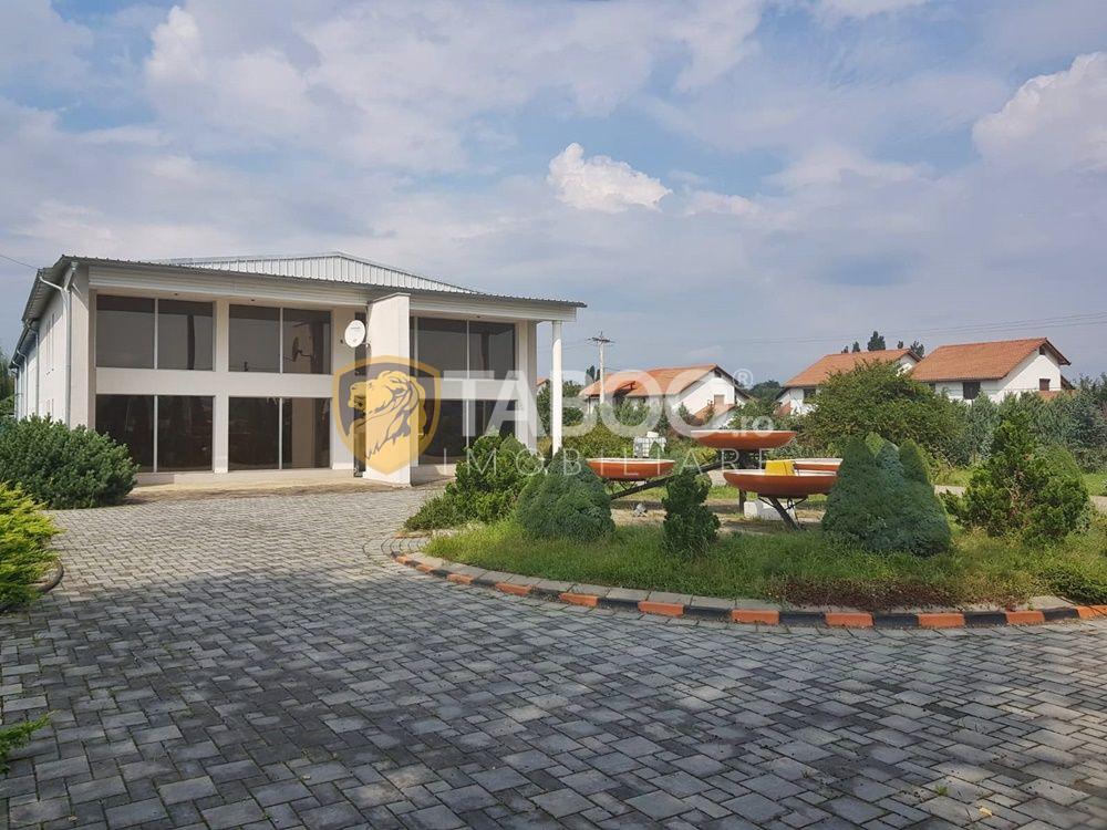 Hala, birouri si apartament de vanzare in Sebes 1