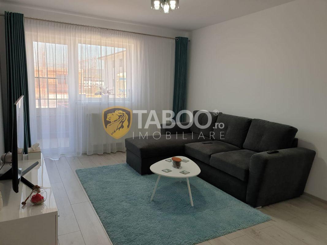 Apartament modern cu 3 camere decomandate in Selimbar 1