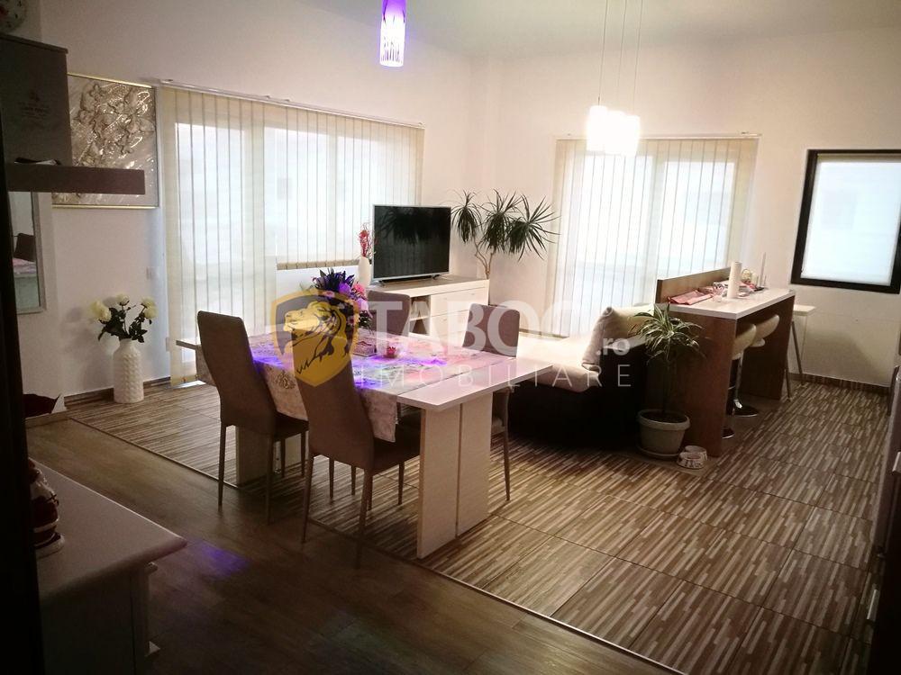 Penthouse modern 4 camere 134 mp de vanzare Sibiu zona Mihai Viteazu 1