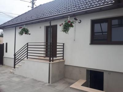 Casa individuala recent renovata 3 camere si 326 mp teren in Turnisor