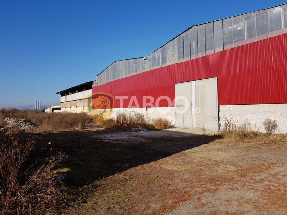 Spatii industriale cu suprafata de 2,6 HA de vanzare in Orastie 1