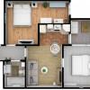 Apartament cu 3 camere de vanzare pe Calea Cisnadiei comision zero thumb 1