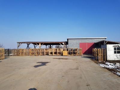 Spatiu industrial de vanzare 1750 mp in Sebes judetul Alba