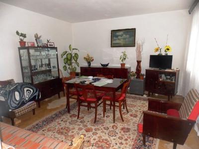 Apartament de vanzare 3 camere si gradina Sibiu zona Nicolae Balcescu