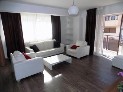 Apartament la cheie cu 2 camere de vanzare in Sibiu zona Strand