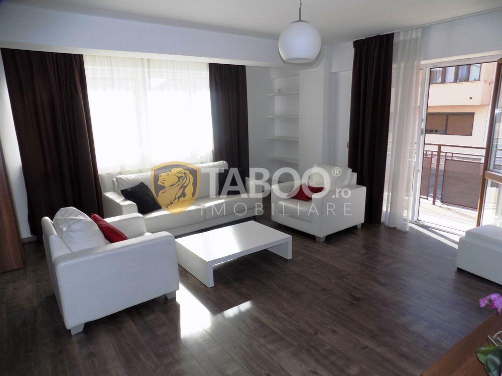 Apartament la cheie cu 2 camere de vanzare in Sibiu zona Strand 1