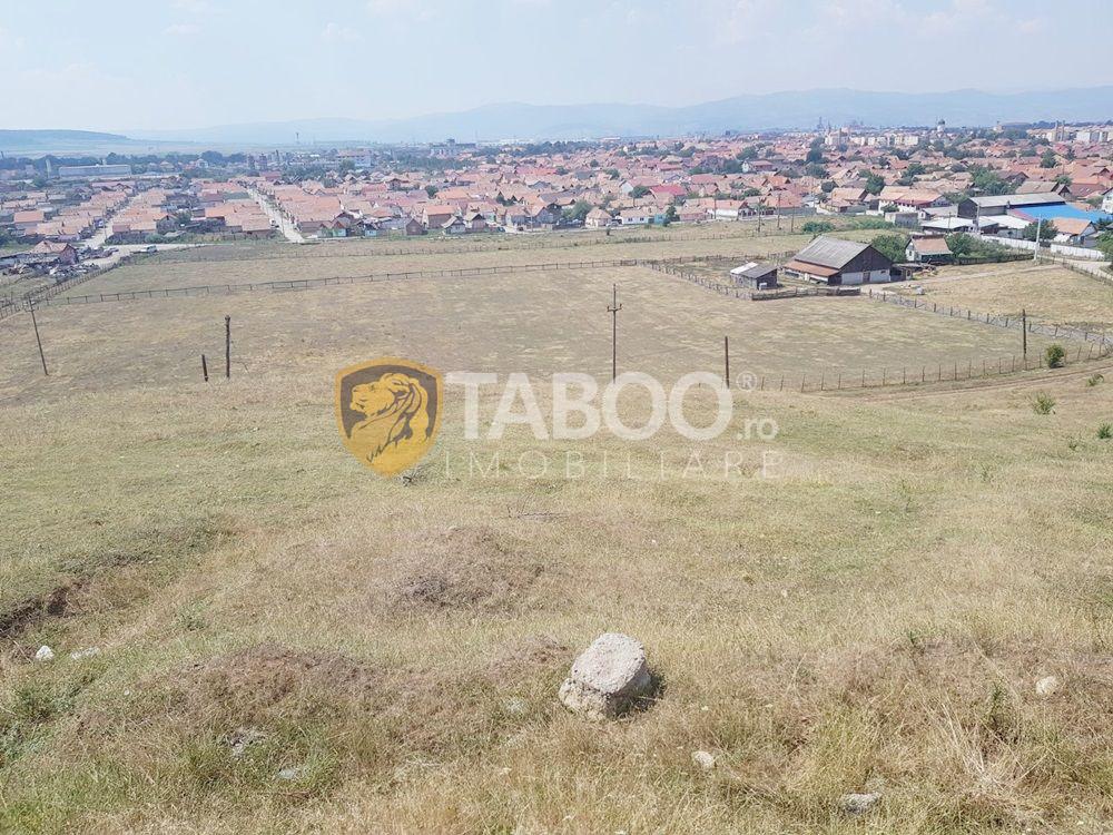Teren extravilan 37800 mp de vanzare in Sebes judetul Alba 1
