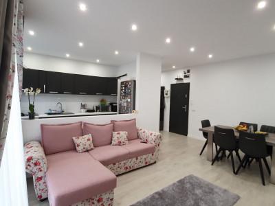 Apartament modern cu 2 camere de vanzare in Selimbar zona Brana
