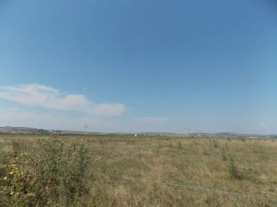 Teren intravilan de vanzare cu suprafata de 412 mp pe Calea Cisnadiei