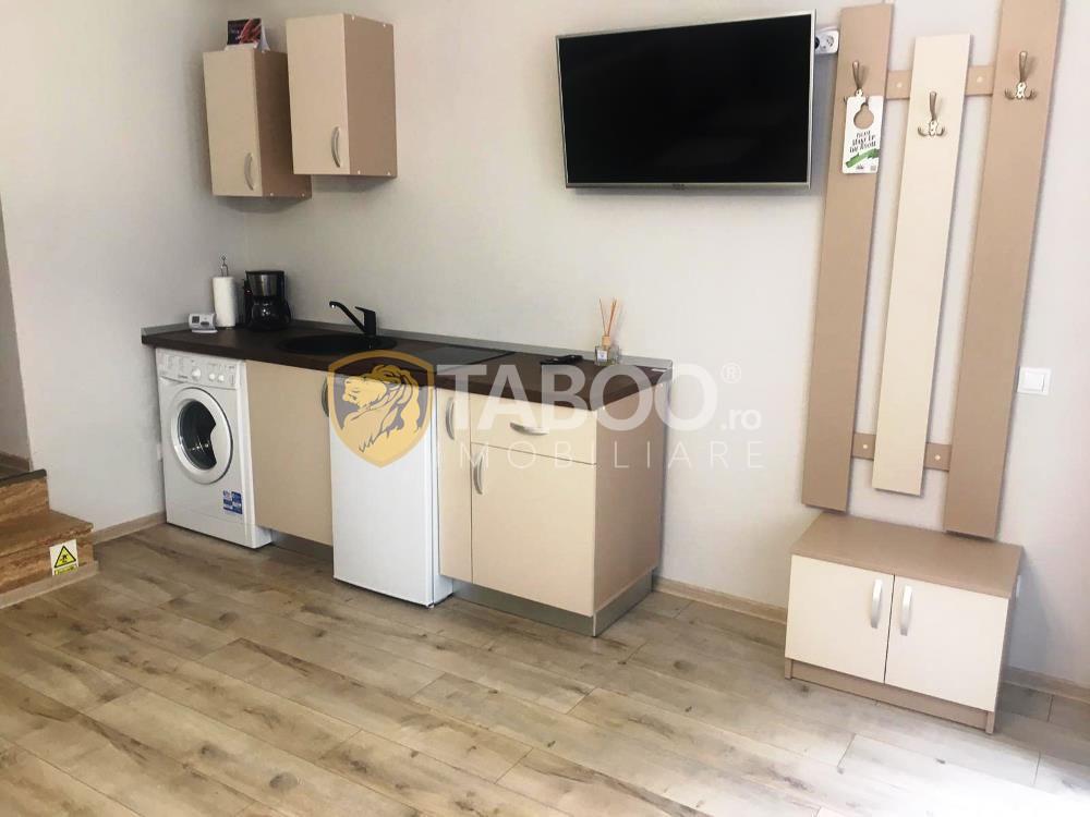 Apartement modern 3 camere de inchiriat in Sibiu zona Scoala de Inot 4