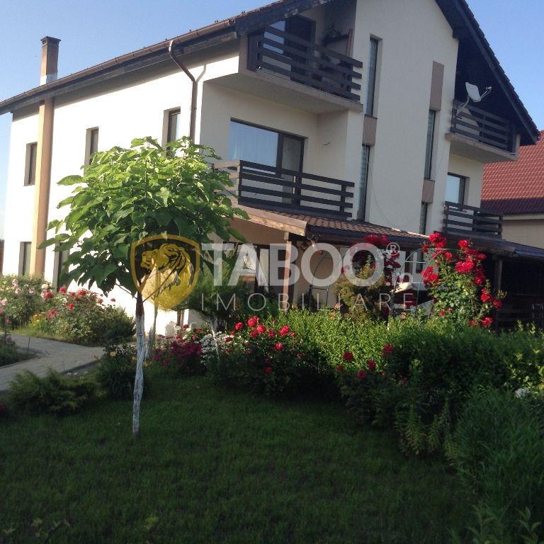 Casa cu 5 camere si 900 mp teren de vanzare langa Padurea Dumbrava 1