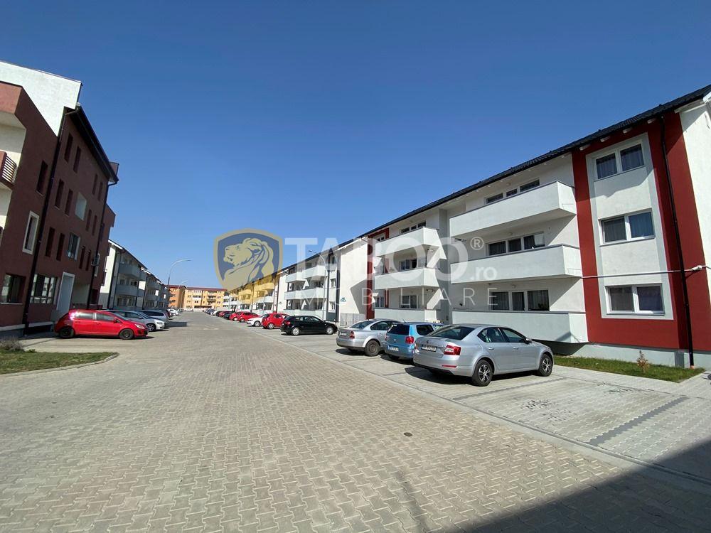 Apartament cu 3 camere de vanzare 2 bai 124 mp utili loc parcare 1