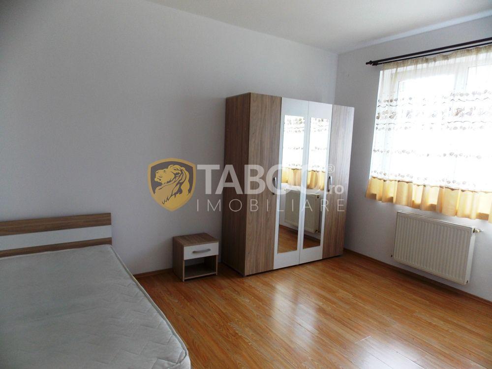 Apartament de inchiriat cu 3 camere si 2 bai in Sibiu zona Strand 6