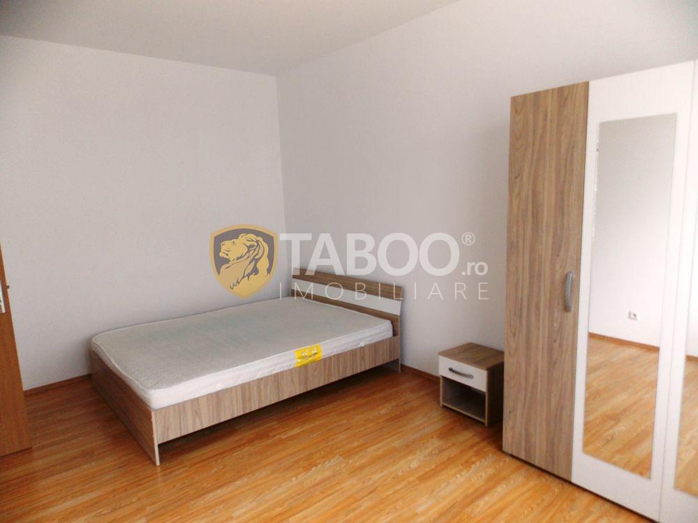 Apartament de inchiriat cu 3 camere si 2 bai in Sibiu zona Strand 9