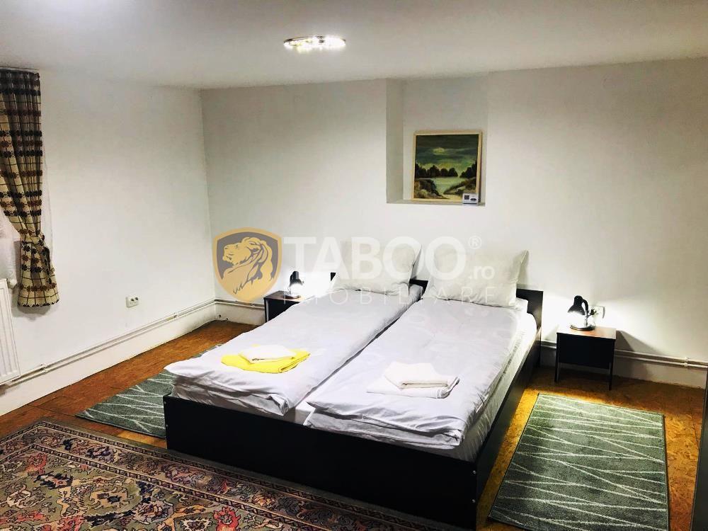 Apartament 6 camere 180 mpu teren 309 mp de vanzare Calea Dumbravii 1