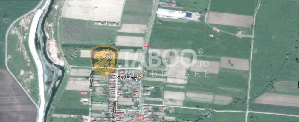 Teren intravilan 2040 mp de vanzare in Sebes judetul Alba 1