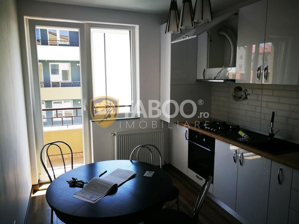 Apartament 2 camere etaj 1 la cheie in Selimbar zona Pictor Brana 1
