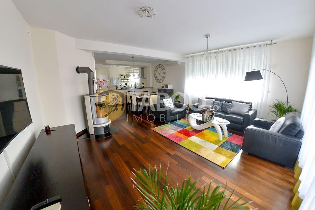 Casa mobilata utilata modern 7 camere si garaj zona Parcul Sub Arini 1