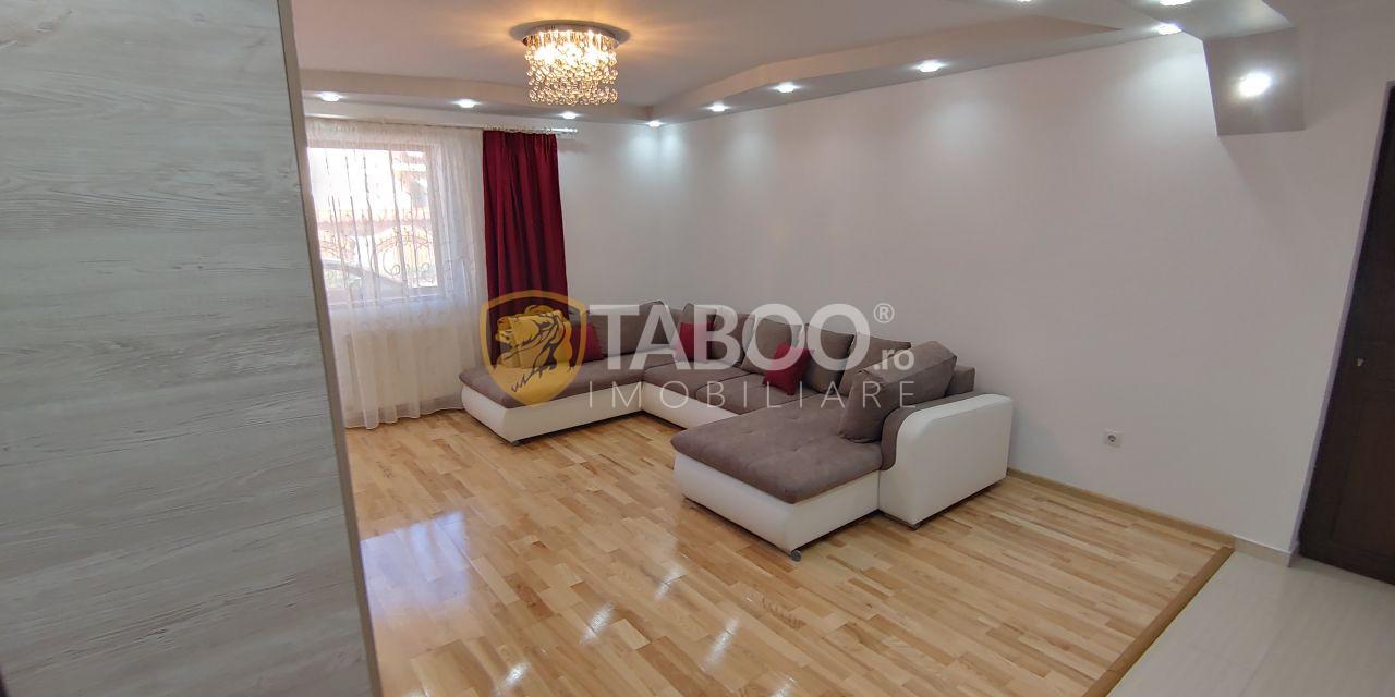 Apartament cu 2 camere de inchiriat in Selimbar zona Brana 1