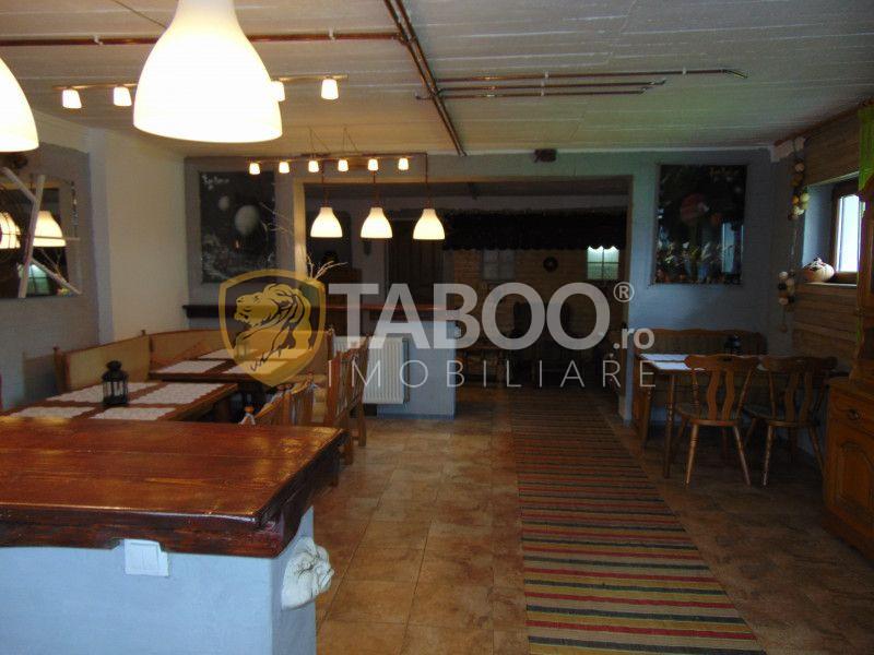 Pensiune 9 camere de vanzare in Paltinis zona Arena Platos 1