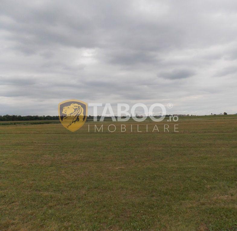 Teren intravilan 20000 mp in Sibiu zona Piata Cluj 1