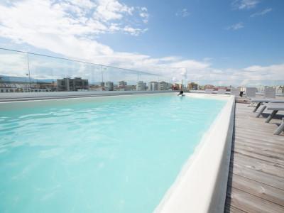 Apartament 2 camere modern cu piscina de vanzare in Selimbar Sibiu