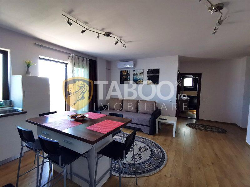 Apartament 3 camere balcon si loc de parcare de vanzare in Sibiu 1