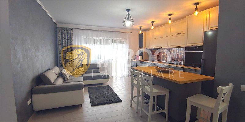 Apartament 3 camere balcon si 2 locuri de parcare de vanzare Selimbar 1